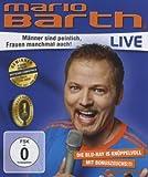 Mario Barth - Männer sind peinlich, Frauen manchmal auch!/Live [Blu-ray]