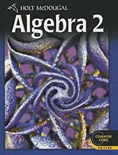 Printables Holt Algebra 2 Worksheet Answers amazon com holt mcdougal algebra 2 practice and problem solving student edition 2012