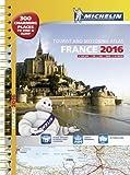 France 2016 Atlas - A3 Spiral