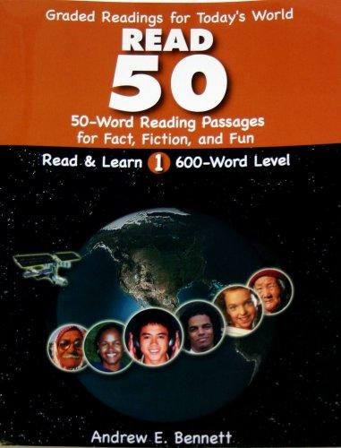 Read 50 (Read & Learn, Book 1)