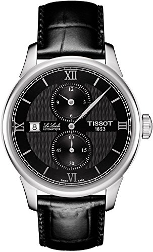Tissot Le Locle Automatic Black Dial Mens Watch T006.428....