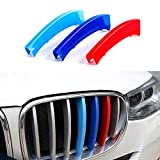 for 11-17 BMW X3 X4 F25 F26 (7Grilles one Side) 3D M Styling 3...