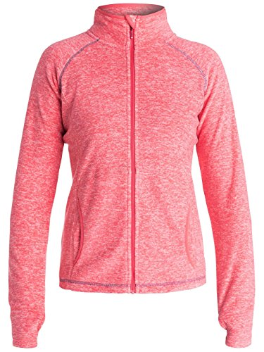 Roxy Fleece Top Harmony J Otlr paradise pink