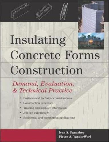 Insulating Concrete Forms Construction : Demand, Evaluation, & Technical Practice by McGraw-Hill Education