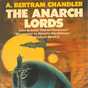 The Anarch Lords Audiobook