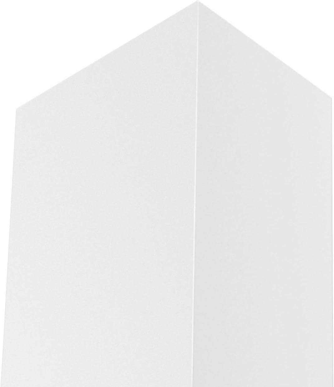 Amica Dunstabzugshaube 60 cm weiß Schräghaube Kopffreihaube Umluft Abluft Glas