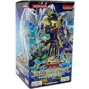 YuGiOh Trading Card Game 5D s Duelist Pa