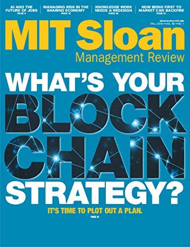 Magazines : MIT Sloan Management Review