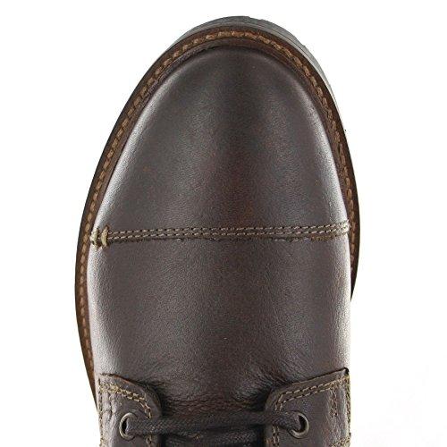 Uomo Marrone Stivali Fashion chukka FB Aldrich BootsD93354 w74qXpHcY