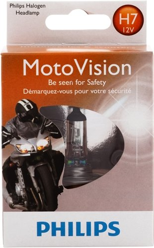Philips MotoVision Motorcycle Powersport Replacement