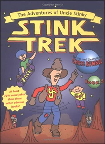 Stink Trek: The Adventures of Uncle Stinky #2