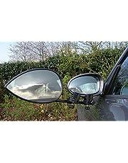 Milenco universele spiegel Aero Mirror Flat