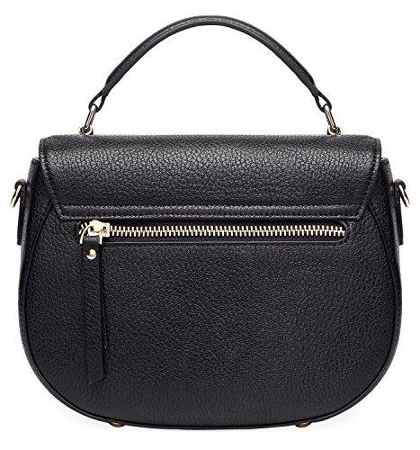 Bag Genuine CrossBody Red 8002 PIJUSHI Women's Designer Shoulder Bag Summer Purses Leather 8003 YIxB1Rx