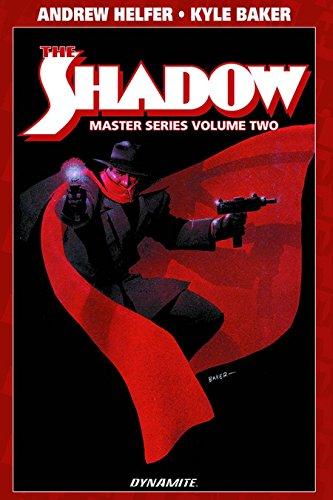 Shadow Master Series Volume 2 (Shadow Master Series Tp) (Kyle Baker Shadow)