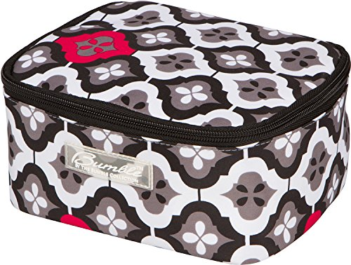 The Bumble Collection Elite Snack Bag, Royal Ruby Montage Bum-54070