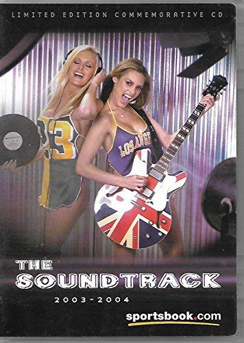 Sportsbook - The Soundtrack 2003-2004