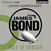 Role of Honour: James Bond Series | John Gardner