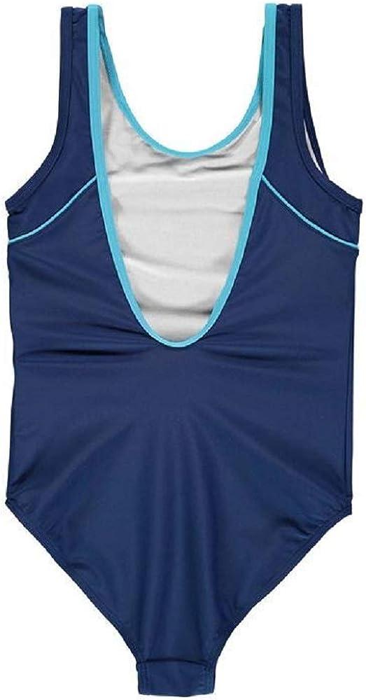Swimming Costume Slazenger Girls Sporty Swimsuit