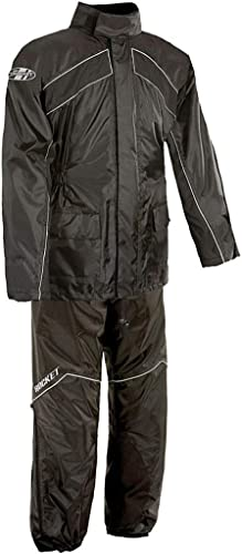 Joe Rocket 1010-1005 RS-2 Men's Motorcycle Rain Suit