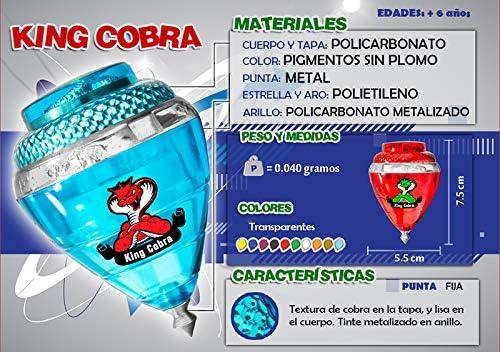 TROMPOS COMETA- Toys, Multicolor (Plastigamar S.A de C.V ...