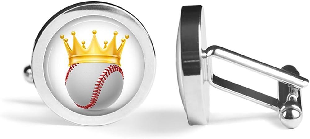 Angled Edition Oakmont Cufflinks Baseball Cufflinks Baseball Player Cuff Links