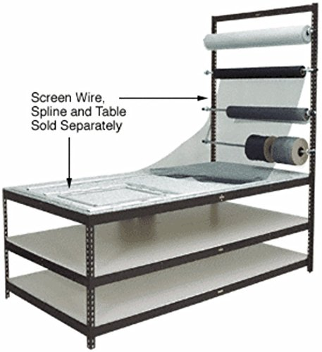 C.R. LAURENCE P8076R CRL Screen Table Tower - Tower Kit Door