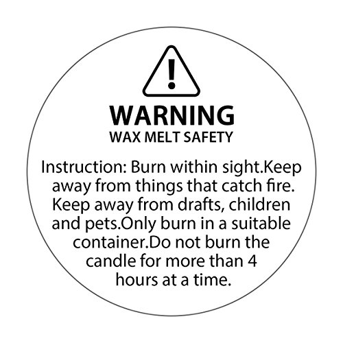Top 10 Safety Labels Candles Of 2019