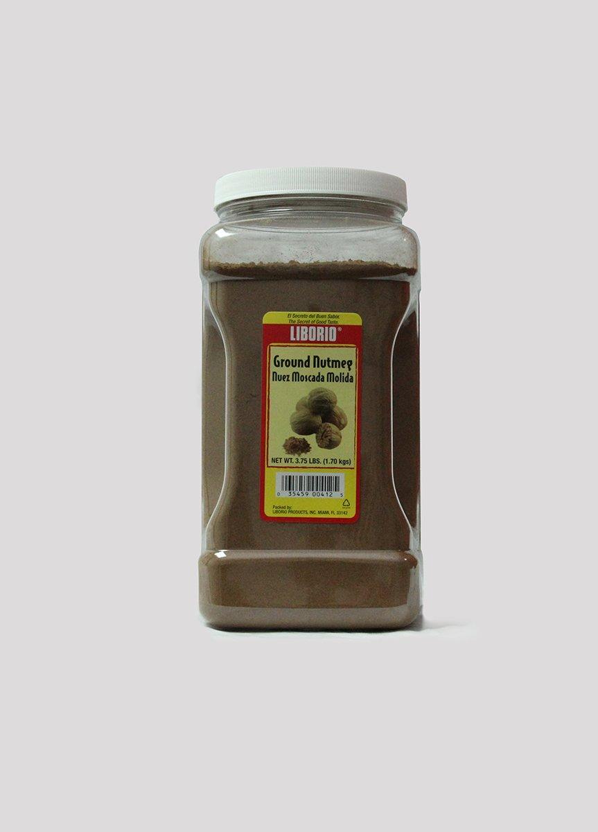 Liborio Ground Nutmeg, 3.75LBS