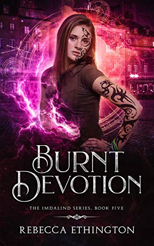 Amazon Burnt Devotion Imdalind Series Book 5 Ebook Rebecca