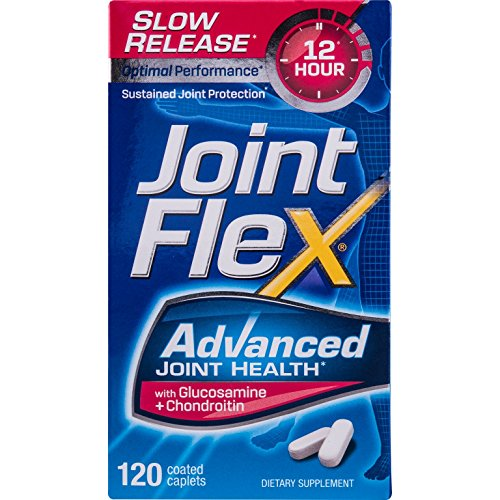 JointFlex Advanced Joint Health Glucosamine /Chondroitin, 120 Count