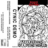 Cynic - Reflections Of A Dying World (Cassette)