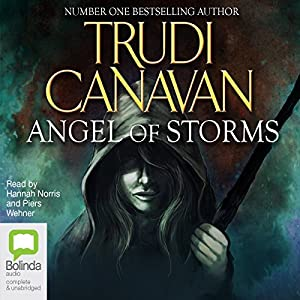 Angel of Storms Audiobook