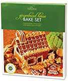Fox Run Gingerbread House Cookie Cutter Bake Set