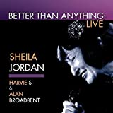 Better Than Anything : Live