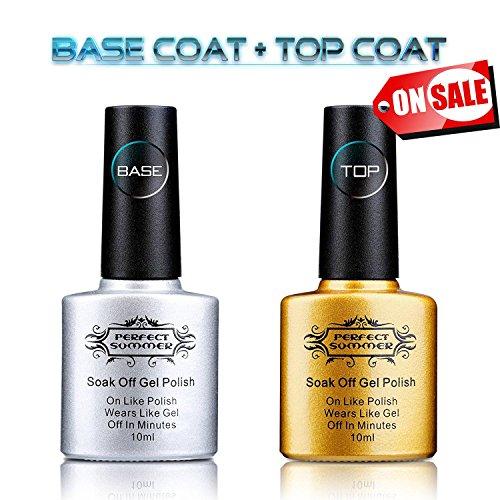 Acrylic Nail Base Coat - 7