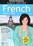 2014 Edition - Instant Immersion French Levels 1,2,3