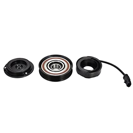 Amazon.com: TOHUU 10349340 A/C AC Compressor Clutch kits for Jeep Cherokee Wrangler TJ Pulley Coil Plate: Automotive