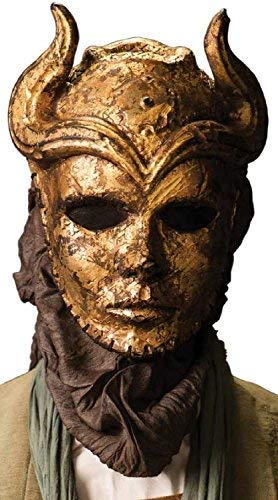 Adults Deluxe Sons Of The Harpy Game Of Thrones Valyrian Assassin Halloween Horror Cosplay Convention Overhead Professional Quality Theatre Fancy Dress Costume Outfit Mask ()