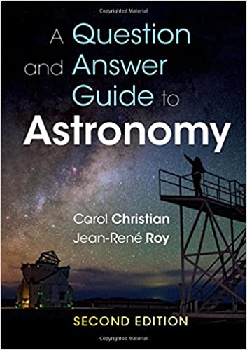 A question and answer guide to astronomy carol christian jean ren a question and answer guide to astronomy 2nd edition fandeluxe Images
