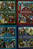 Bible Based Collection ~ Children's Devotional, New Testament, Old Testament
