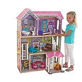 KidKraft Sweet & Pretty Dollhouse Toy, Multicolor, Model:65859