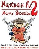 Munchkin Fu 2 Monky Business
