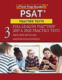 PSAT Practice Tests: Three Full-Length PSAT Prep