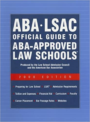 Aba-lsac official guide to aba-approved law schools 2006: wendy.