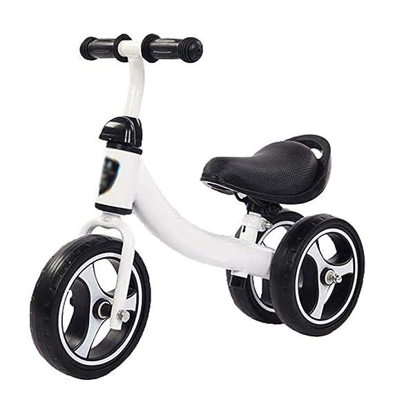 LMETZXC Bicicleta De Equilibrio For Niños Pequeños, Andador ...
