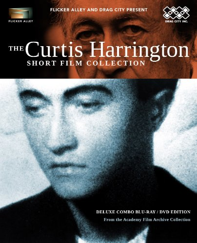 The Curtis Harrington Short Film Collection (Deluxe Combo DVD/Blu-ray Edition) by Flicker Alley