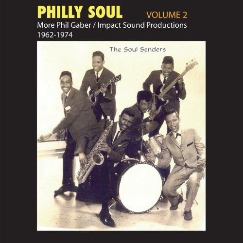 Philly Soul, Vol. 2: More Phil...