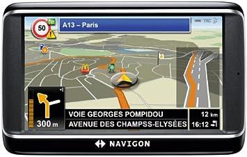 Navigon 40 Premium - Navegador GPS con mapas de Europa(4.3 pulgadas): Amazon.es: Electrónica