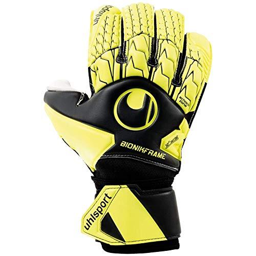 uhlsport ABSOLUTGRIP BIONIK Goalkeeper Gloves Size -