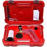 Biltek 2 In 1 Brake Bleeder & Vacuum Pump Gauge Test Tuner Kit Tools DIY Hand Tools New Auto Hand Held Brake Bleeder & Vacuum Pump Gauge Test Tester Tuner Tool Kit Set